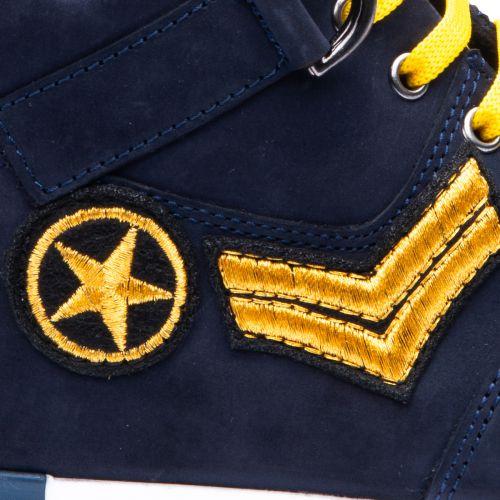 Ботинки для мальчиков 017 | Детская обувь 25,7 см оптом и дропшиппинг