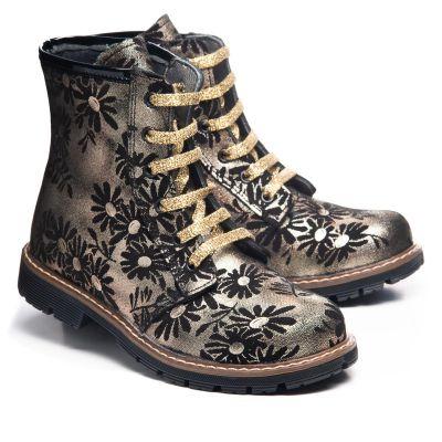 Ботинки для девочек 1012