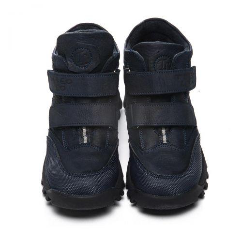 Ботинки для мальчиков 1015 | Школьная детская обувь оптом и дропшиппинг
