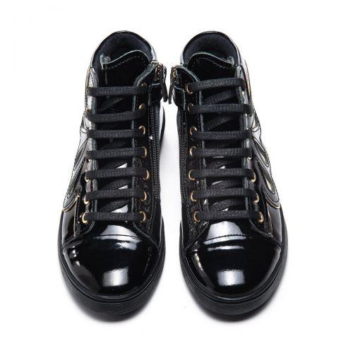 Ботинки для девочек 1019 | Школьная детская обувь оптом и дропшиппинг