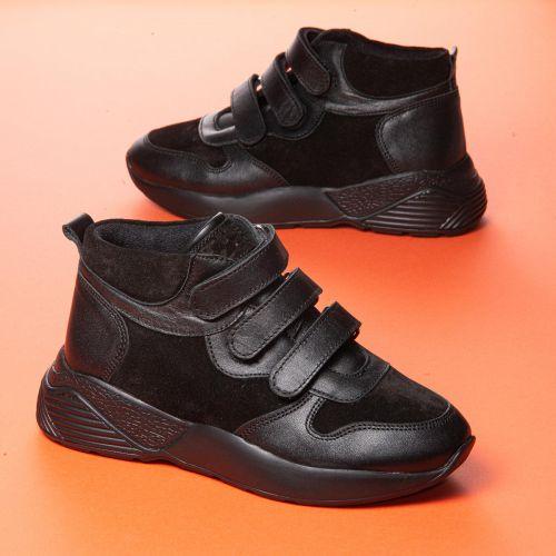 Ботинки 1021 | Школьная детская обувь оптом и дропшиппинг