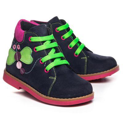 Ботинки для девочек 1022