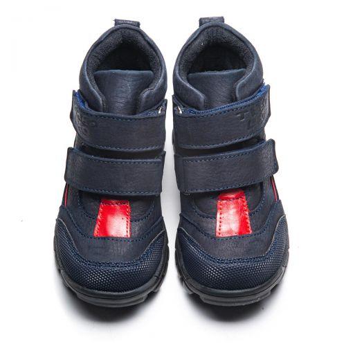 Ботинки для мальчиков 1024 | Детская обувь 15 см оптом и дропшиппинг
