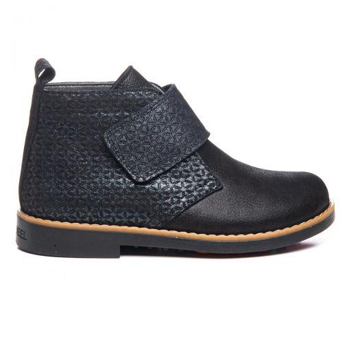 Ботинки для девочек 1026 | Школьная детская обувь оптом и дропшиппинг