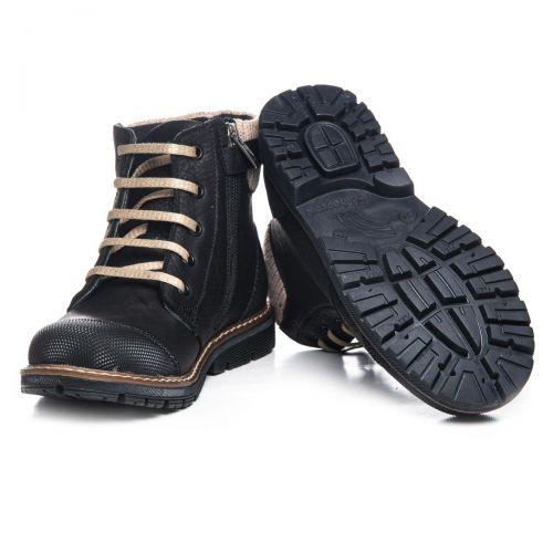 Ботинки 1028 | Школьная детская обувь оптом и дропшиппинг