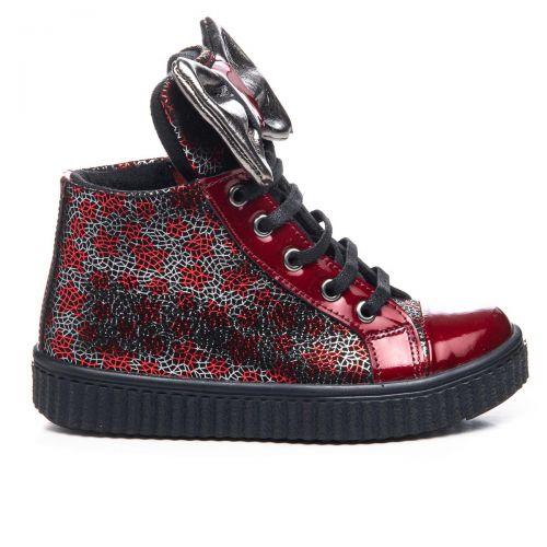 Ботинки для девочек 1035 | Детская обувь 15 см оптом и дропшиппинг