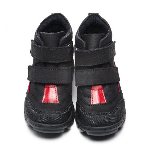 Ботинки для мальчиков 1036 | Детская обувь 15 см оптом и дропшиппинг
