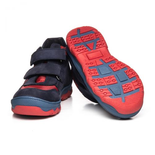 Ботинки для мальчиков 1046 | Демисезонная детская обувь оптом и дропшиппинг