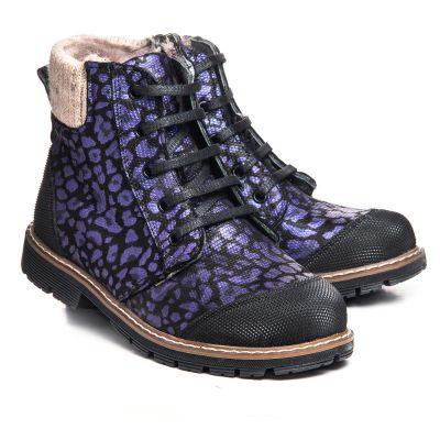 Зимние ботинки для девочек 1048