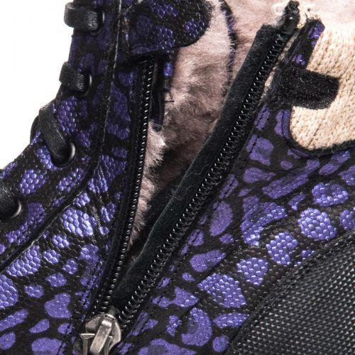 Зимние ботинки для девочек 1048 | Классическая детская обувь оптом и дропшиппинг