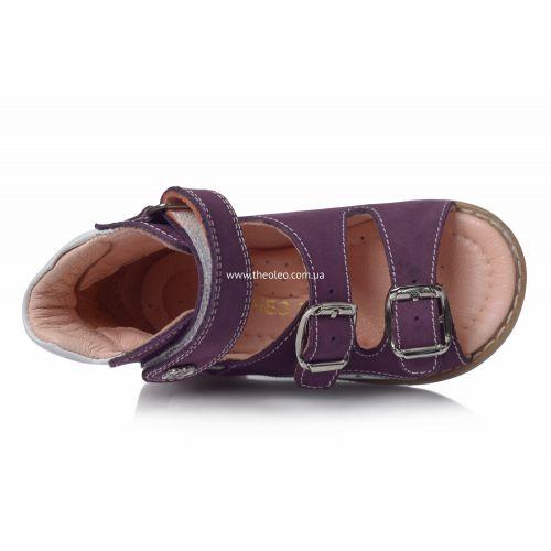 Ортопедические босоножки 105 | Высокая детская обувь оптом и дропшиппинг