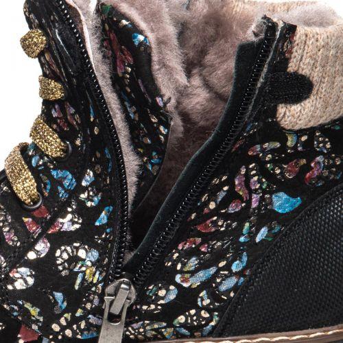 Зимние ботинки для девочек 1050 | Классическая детская обувь оптом и дропшиппинг