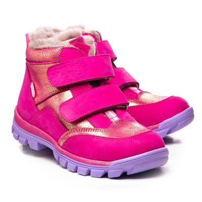 Зимние ботинки для девочек 1061