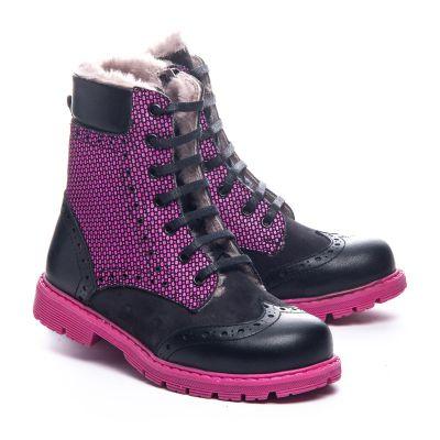 Зимние ботинки для девочек 1068
