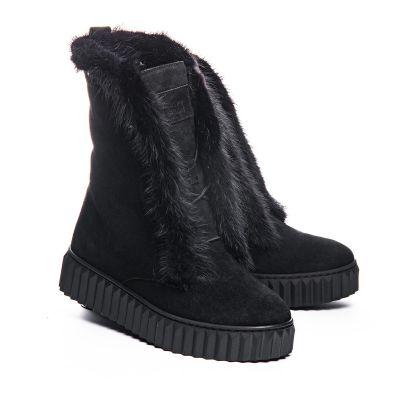 Зимние ботинки для девочек 1069
