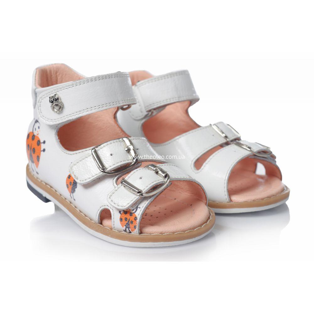 68ddcf2b3 Босоніжки 107: купити дитяче взуття онлайн, ціна 950 грн | Theo Leo