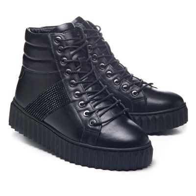 Зимние ботинки для девочек 1071