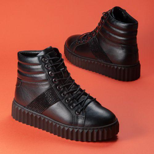 Зимние ботинки для девочек 1071 | Детская обувь 24 см оптом и дропшиппинг