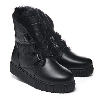 Зимние ботинки для девочек 1072