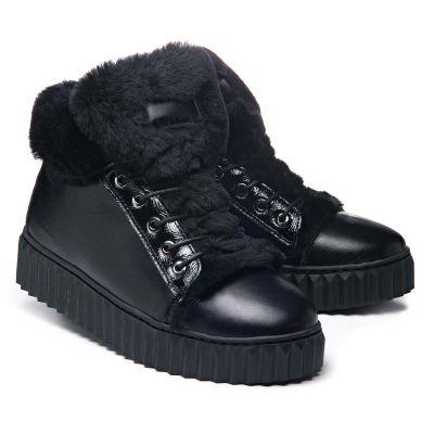 Зимние ботинки для девочек 1073