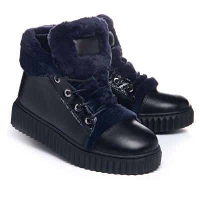 Зимние ботинки для девочек 1075