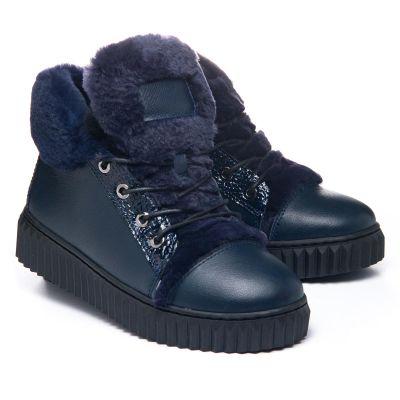 Зимние ботинки для девочек 1076