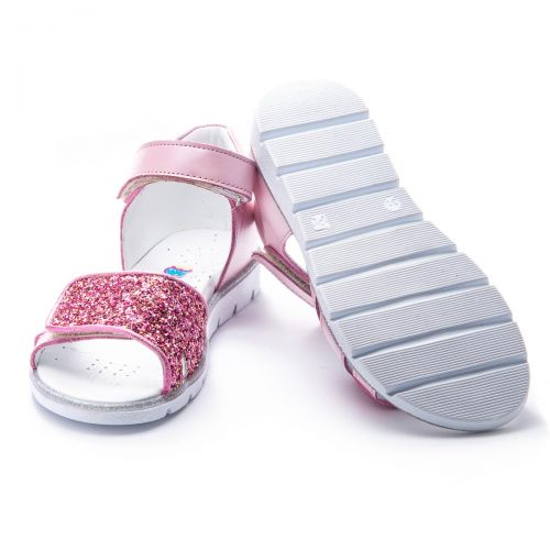 Сандали для девочек 1079 | Детская обувь 20,4 см оптом и дропшиппинг