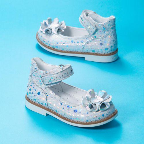 Туфли для девочек 1080 | Детские туфли оптом и дропшиппинг