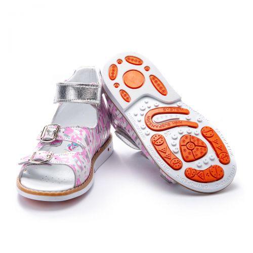 Босоножки для девочки 1087 | Детская обувь 18 см оптом и дропшиппинг