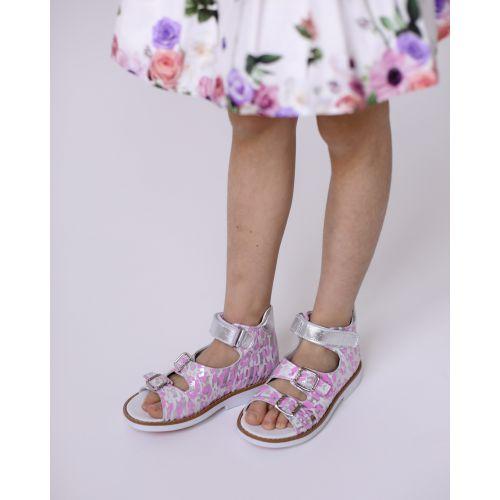 Босоножки для девочки 1087 | Детская обувь 18,6 см оптом и дропшиппинг