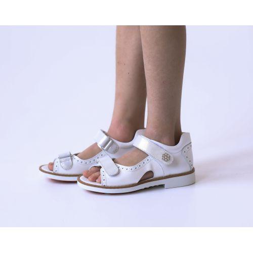 Босоножки для девочки 1090 | Детская обувь 18,6 см оптом и дропшиппинг
