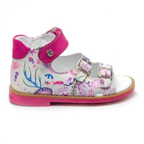 Босоножки для девочки 1091 | Детская обувь 14,6 см оптом и дропшиппинг