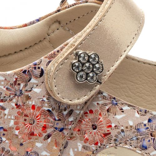 Босоножки для девочки 1093 | Детская обувь 18 см оптом и дропшиппинг