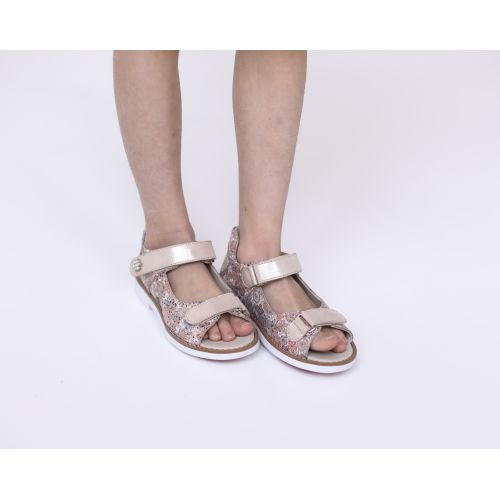 Босоножки для девочки 1093 | Детская обувь 18,6 см оптом и дропшиппинг