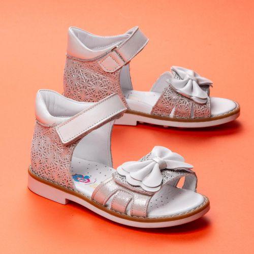 Босоножки для девочки 1100 | Детская обувь 18,8 см оптом и дропшиппинг