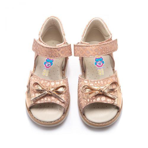 Босоніжки для дівчаток 1101   Дитяче взуття 22,5 см оптом та дропшиппінг