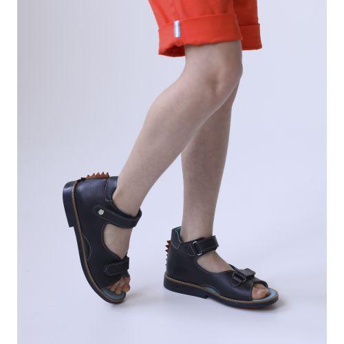 Босоножки для мальчиков 1114 | Детская обувь 23,5 см оптом и дропшиппинг
