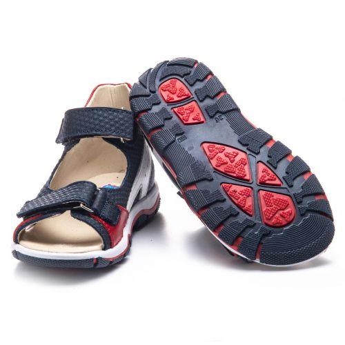 Босоніжки для хлопчиків 1115   Дитяче взуття 22,5 см оптом та дропшиппінг