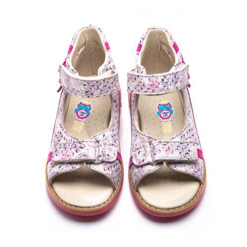 Босоножки для девочки 1137 | Детская обувь 14,6 см оптом и дропшиппинг