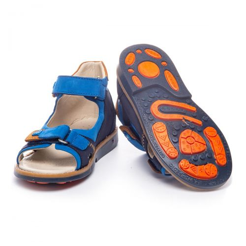 Босоножки для мальчиков 1139 | Детская обувь 18,6 см оптом и дропшиппинг