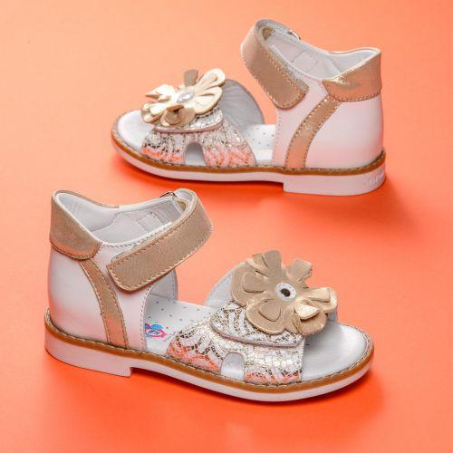 Босоножки для девочки 1142 | Детская обувь 18,6 см оптом и дропшиппинг