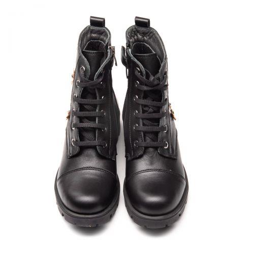 Ботинки для девочек 1160   Детская обувь 24 см оптом и дропшиппинг