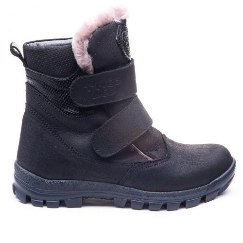 Зимние ботинки для мальчиков 1176 | Детская обувь оптом и дропшиппинг