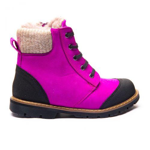Зимние ботинки для девочек 1177 | Детская обувь оптом и дропшиппинг