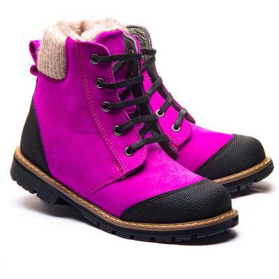 Зимние ботинки для девочек 1177
