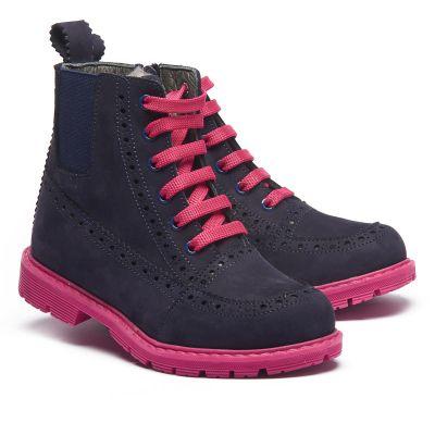 Зимние ботинки для девочек 1187