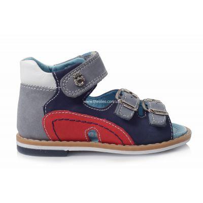 Босоножки 119 | Белая детская обувь 2 года из нубука