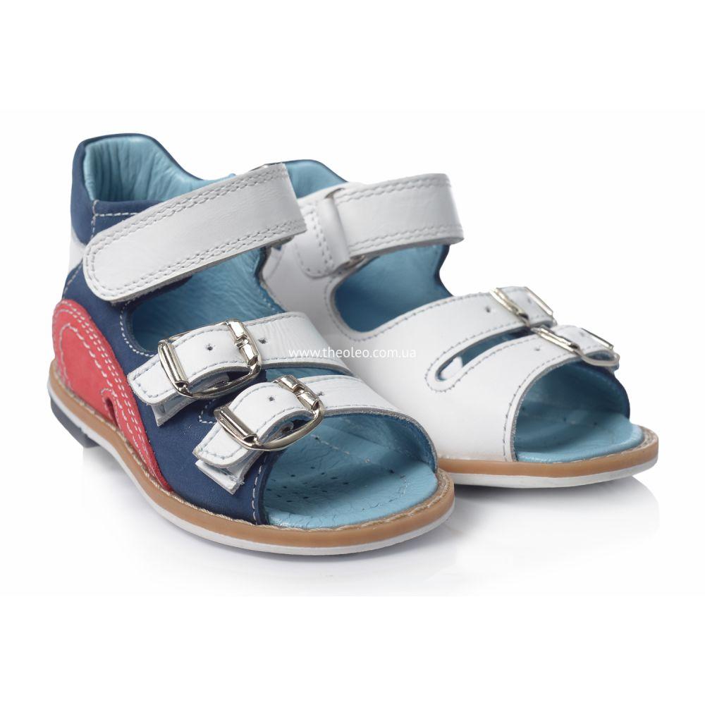 27b03ddbc Босоніжки 120: купити дитяче взуття онлайн, ціна 950 грн | Theo Leo