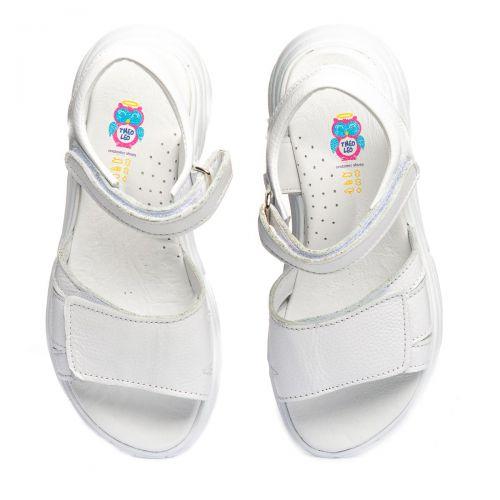 Сандали для девочек 1264 | Детская обувь оптом и дропшиппинг