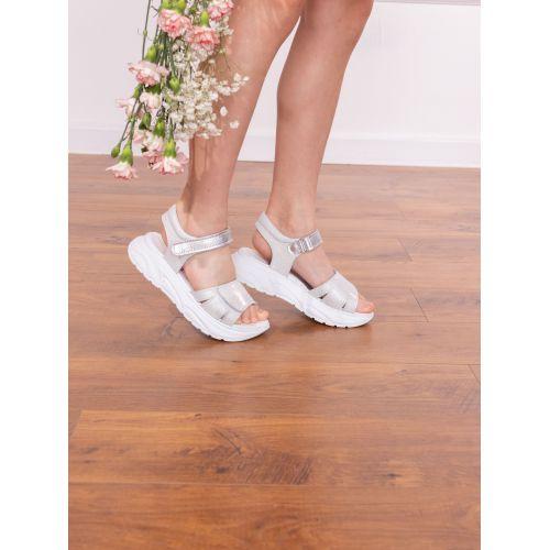 Сандали для девочек 1265 | Детская обувь оптом и дропшиппинг